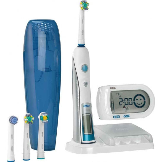 Oral B Triumph Electric Tooth Brush